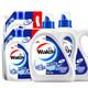京东PLUS会员:Walch 威露士 有氧洗衣液套装 18.5斤 *2件 106元(合53元/件)