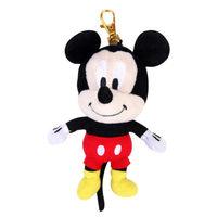 Disney 迪士尼 DH75018-A 毛绒玩偶钥匙链 *4件