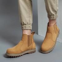 YANXUAN 网易严选 男式牛皮切尔西靴