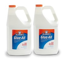 Elmer's Glue-All 多用途液体胶水 3.78L*2桶装