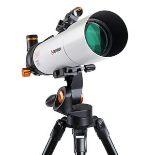 CELESTRON 星特朗 SCTW-80天秤705天文望远镜 白色