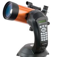 星特朗 CELESTRON NexStar 4SE自动寻星跟星 中文手控器观景观天 大口径深空专业天文望远镜