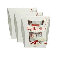 银联专享 : Raffaello 费列罗拉斐尔 杏仁椰蓉夹心巧克力 230g 23粒 3盒装