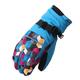 KANSOON 凯速 加绒加厚滑雪手套 蓝色 9.9元包邮(需用券)