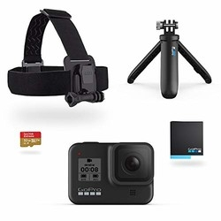 GoPro HERO8 Black 运动相机 套装