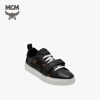 MCM 2019秋冬新品 CAMO GROUP 男士休闲鞋