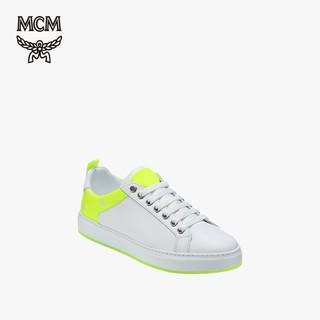 MCM 2019秋冬新品 FLO 女士休闲鞋