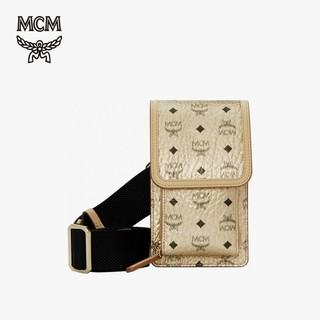 MCM 2020春夏新品 VISETOS ORIGINAL 男士斜挎手机包卡包