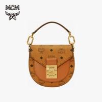 MCM 2020春夏新品 PATRICIA VISETOS 女士迷你手提包马鞍包