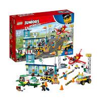 LEGO 乐高 Juniors 小拼砌师系列 10764 城市中央机场