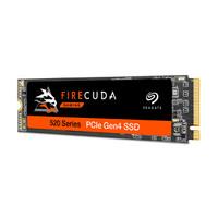SEAGATE 希捷 FireCuda 酷玩520 PCIe Gen4 M.2 SSD固态硬盘 1TB