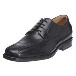 GEOX 健乐士 U Federico W 男士系带皮鞋