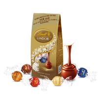 Lindt 瑞士莲 LINDOR软心系列 软心精选巧克力 600g 分享装 *3件