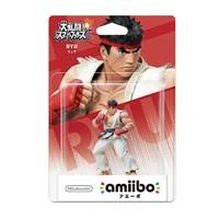 Nintendo 任天堂 街頭霸王 隆 amiibo