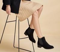 YANXUAN 網易嚴選 女式切爾西靴
