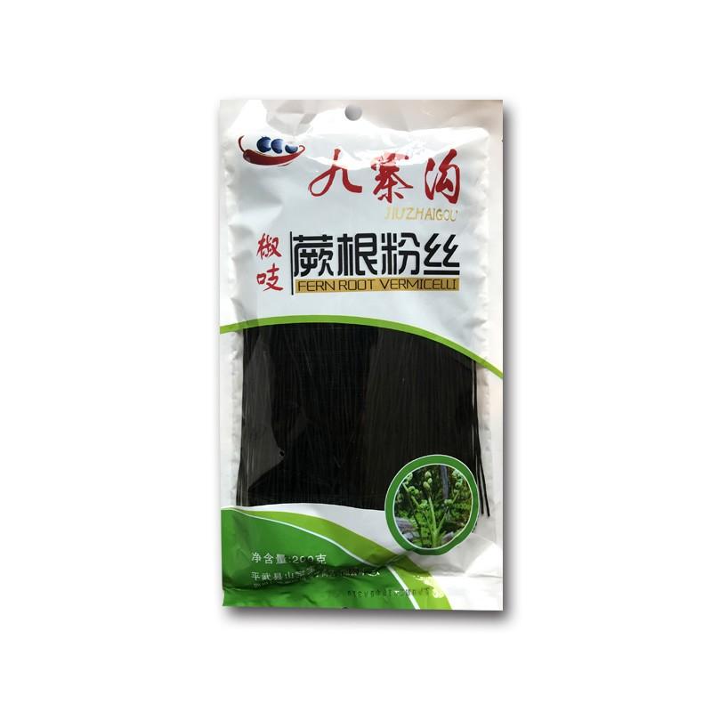 椒吱 四川蕨根粉 200g*6袋