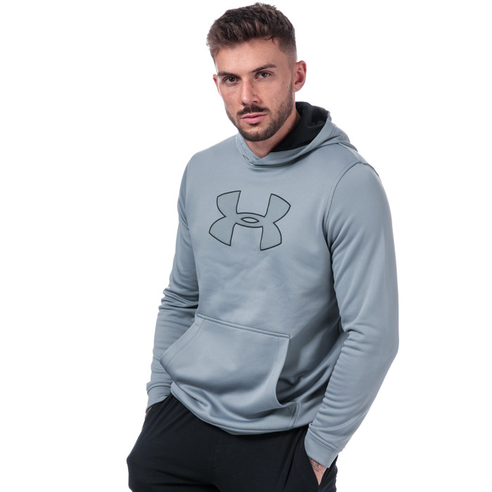 UNDER ARMOUR Mens Performance Fleece Graphic Hoody 男士卫衣