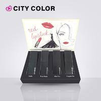 citycolor迷雾丝绒套盒唇膏
