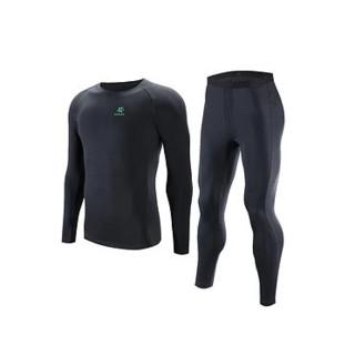 KAILAS 凯乐石 coolmax KG410122 男款运动保暖内衣套装 *2件