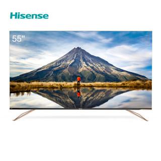 历史低价 : Hisense 海信 H55E75A 4K液晶电视 55英寸