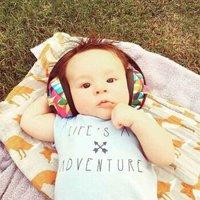 澳洲BanZ 婴幼儿儿童降噪音防噪护耳睡眠学习耳罩   春季出游逛公园坐地铁 降噪宝宝不哭闹 缤纷 0-2岁 +凑单品