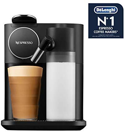 Delonghi 德龙 Gran Lattissima EN650 胶囊咖啡机 黑色