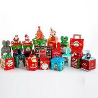 伊熙 圣诞苹果礼盒  4个装