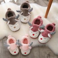 泰蜜熊 冬季棉拖鞋 全包跟 多码可选