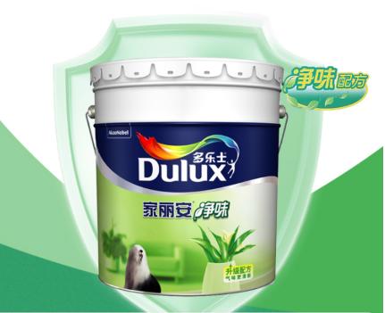 Dulux 多乐士 A991 家丽安净味内墙乳胶漆 18L