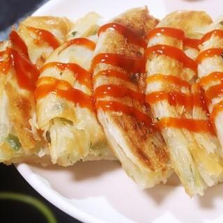 葱油饼 葱香味手抓饼 90g*20片
