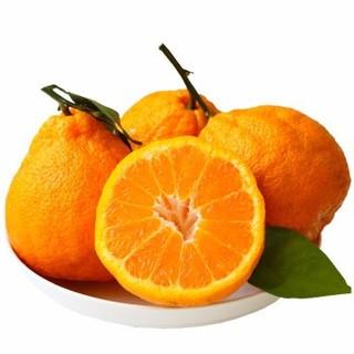 移动端 : 静益乐源 新鲜应季水果 椪柑 5斤