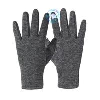 触屏手 保暖加绒手套 均码 两色可选