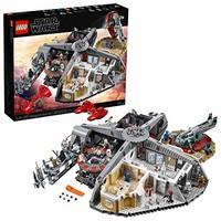 LEGO 乐高Star Wars星球大战75222 云中之城的背叛