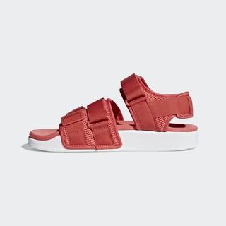 12日0点、双12预告 : adidas 阿迪达斯 AQU86 女子凉拖鞋