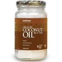 MELROSE 有机冷榨椰子油 300g