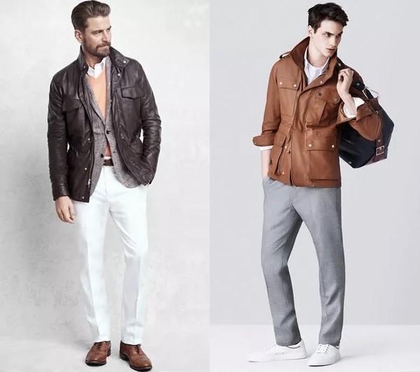 这些又暖又酷的皮衣,你的衣柜必需有一件~