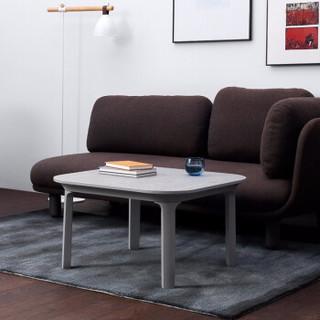 ZAOZUO 造作 羊毛手织地毯家用 叠灰 小号