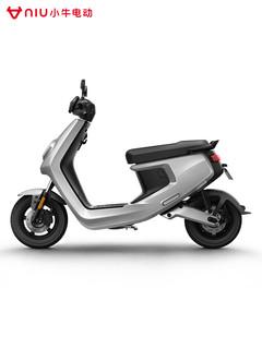 小牛M+青春版电动轻便摩托车