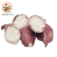 静益乐源 商薯白心板栗红薯 10斤