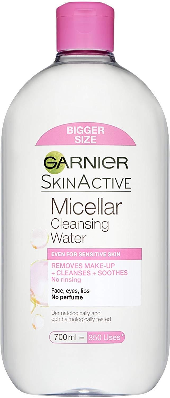 GARNIER 卡尼尔 四效合一卸妆水 加量装 700ml