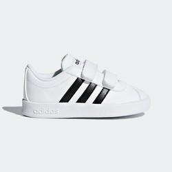 历史低价:adidas 阿迪达斯 neo VL COURT 2.0 CMF 男婴童休闲鞋 94元包邮_天猫精选优惠_优惠购