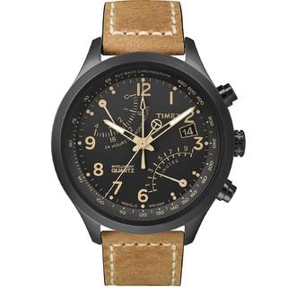 黑五全球购、中亚Prime会员 : TIMEX 天美时 Intelligent Fly Back T2N700 男士时装腕表
