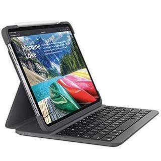 中亚Prime会员 : Logitech 罗技 Slim Folio Pro 背光键盘保护套(适配iPad Pro 11英寸)