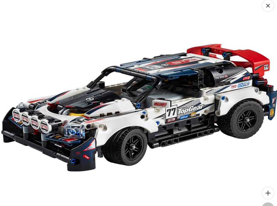 LEGO 乐高 Technic科技系列 42109 Top Gear拉力赛车