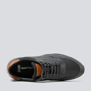 暇步士2019秋新款专柜同款时尚拼接运动系带百搭休闲鞋男N2A02CM9