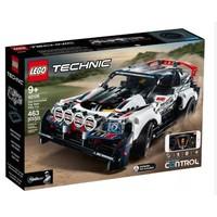 值友专享:LEGO 乐高 科技系列 42109 Top Gear遥控拉力赛车