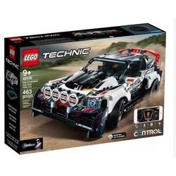 LEGO 乐高 科技系列 42109 Top Gear遥控拉力赛车