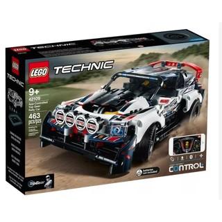 值友专享 : LEGO 乐高 科技系列 42109 Top Gear遥控拉力赛车