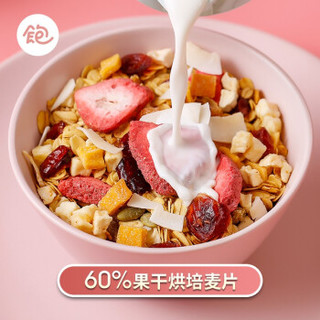 王饱饱 果然多烘焙麦片 (400g)
