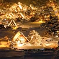 一年仅6晚,点灯梦幻之旅!日本高山/名古屋-白川乡一日游